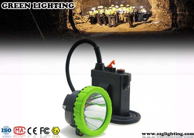 IP 67 Coal Mining Lights 4 Colors Hunting Lighting 50000 Lux Strong Brightness