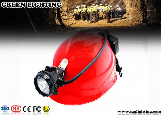 6.8Ah Panasonic Safety Semi - Corded Rechargeable Led Headlamp