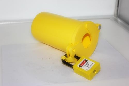 ZC-M31 Plastic Safety Lock Out Gas Cylinder Type 89 Mm Shackle Diameter