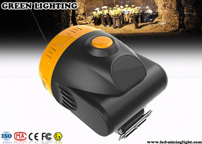 OEM New Designed 2.8Ah Wireless Security Rechargeable LED Headlamp