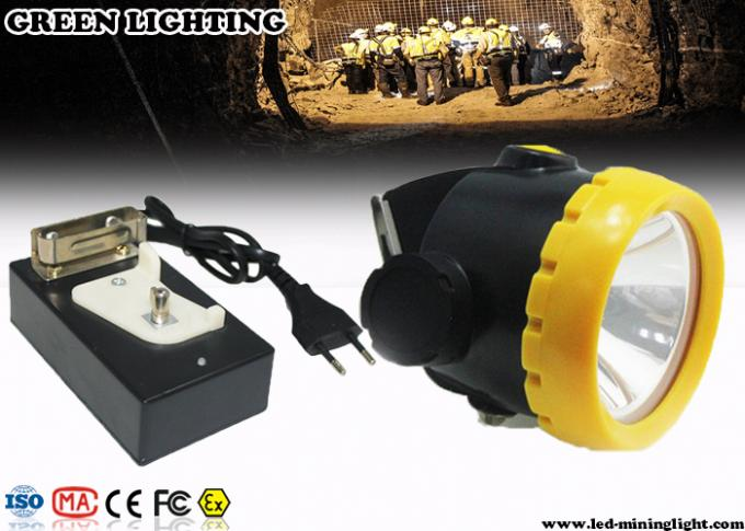 Corrosion Proof  Rechargeable LED Headlight
