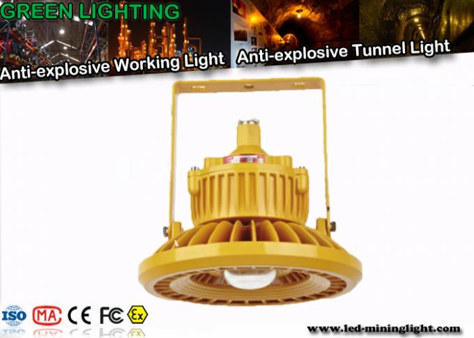 IP67 100W LED Tunnel Light 13000 Lum Die-Casting Aluminum Case 5500 - 6000k