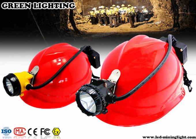 Ultra Bright Rechargeable LED Hard Hat Light