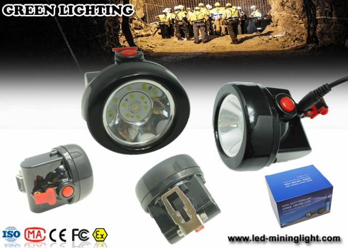 Superbright Anti - Explosive  Waterproof  IP68 CREE Cordless Mining Lights with first-class performance