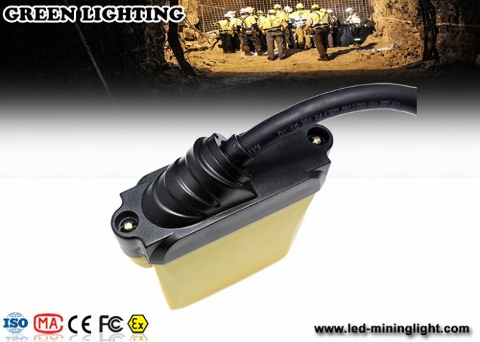 Customized Integrated Wired Msha Approved Led Mining Lights With 25000 Strong Light