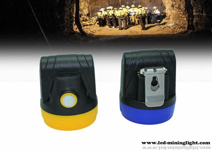 Water - Proof 10000lux High Beam Cordless Coal Mining Lights 3.9ah Rechargeable Battery