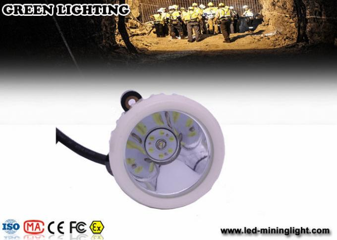 Rechargeable Led Mining Light Msha Approved Cap Lamp with IP 67 Waterproof