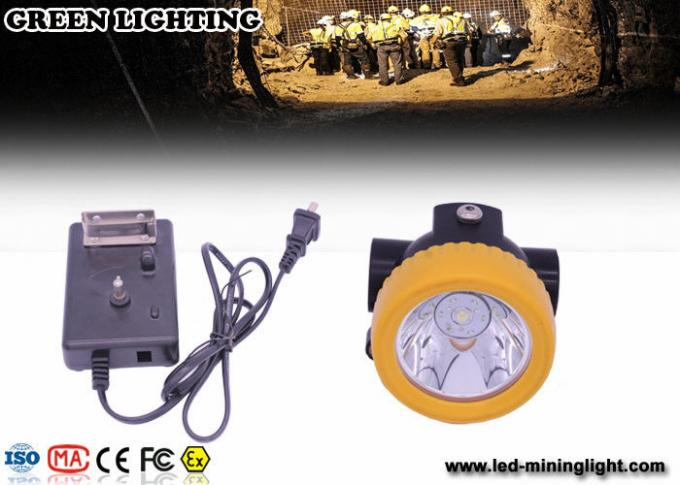 GLT-2 Cree Led Cordless Mining Lights All In One , Rechargeable Litium Ion Battery