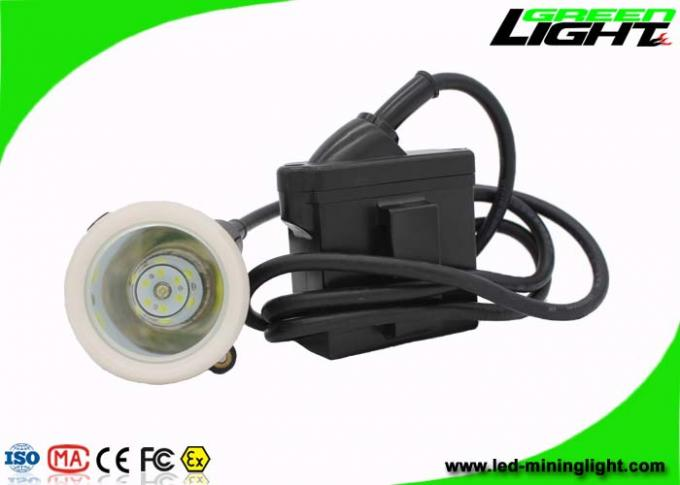 4000lux  IP67 LED Mining Light 22 Hours For Industrial And Emergency