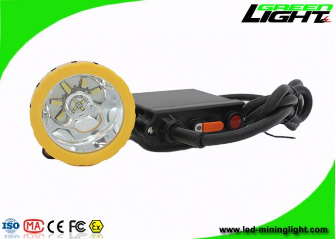 High Lumen Rechargeable LED Mining Light For Hunting Led Mining Headlamp