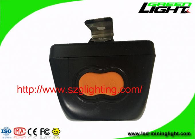 220g small size and light weight Portable LED Mining Lamp 5.7Ah Battery For Underground Working