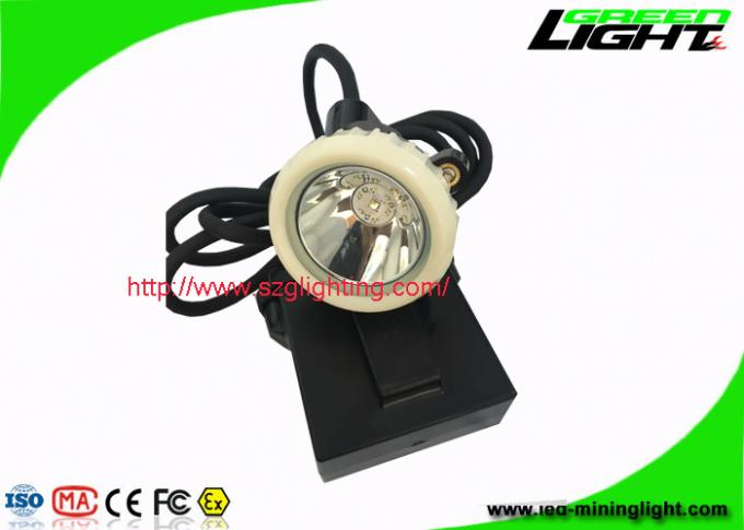 Long Service Life Coal Mining Lights 10000 Lux For Explosive Gas Environment Zone 1