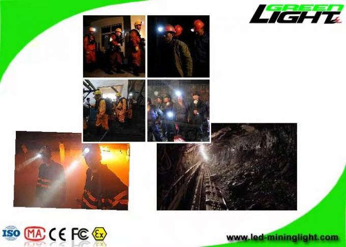 Anti-explosive /flame-resistant/impact-resistant/IP68 water-proof coal miner headlamps