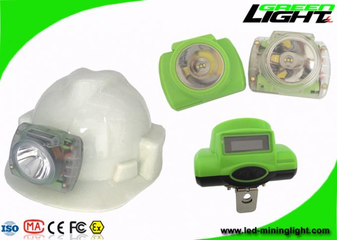 GLC-6 Cordless Mining Lights OLED Screen 13000Lux Strong Brightness 6.8Ah Battery