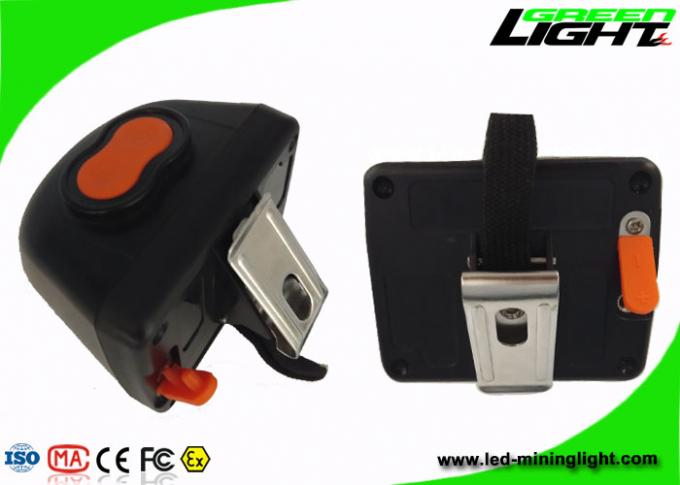 Digital GL4.5-A Cordless Mining Lights 4000lux Portable IP68 Lithium Ion Battery