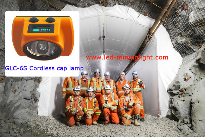 Super strong 25000lux led mining light 1 year warranty CE certificate tough shell body Waterproof and rustproof headlamp