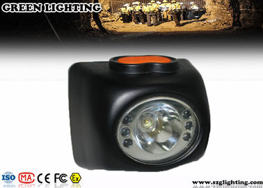 China IP67 Rechargeable LED Mining Cap Lamp supplier