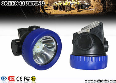 China 4000 Lux Brightness Mining Cap Lights supplier