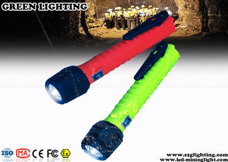 China IP68 Waterproof Explosion Proof Flashlight supplier