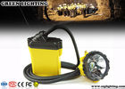 10.4AH Waterproof Miners Light , 25000 Lux Strong Brightness Miners Lamp