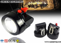 Good Quality LED Mining Light & 96 Lum Rechargeable LED Mining Light 128g Light Weight 3500 LUX Brightness on sale