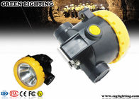 IP67 Explosion - Proof Rechargeable Miners Headlamp Cordless Type 0.74W Power