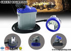 Explosion Proof Wired Electric Miners Lamp , 15000 Lux IP67 LED Mining Lamp
