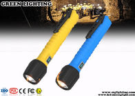 China IP68 LED Explosion Proof Flashlight , Emergency Rechargeable Led Torch factory