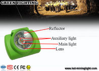 Green GLC - 6C 13000Lux Cordless Mining Lights with 6.2ah battery , High brightness