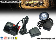 Water Proof 96 Lum Cordless Mining Lights 128g Light Weight 3500 LUX Brightness