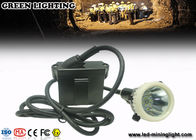Mining hard hat headlamp Outdoor Hunting / Super Bright Rechargeable LED Miner Cap Lamp Lithium Battery