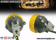 ABS Plastic LED Mining Light , 216Lum Ultra Bright safety miners led cap lights for Hard Hats