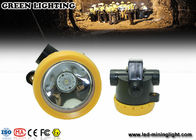 China 4000 Lux 171g Integrated Coal Mining Lights for downhole miners with ABS meterial factory