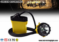 Good Quality LED Mining Light & Explosion Proof Mining Hard Hat Led Lights 25000 Lux Strong Brightness Corded Style on sale