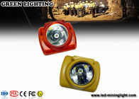 China 91LUM 6000lux GLC-6A Rechargeable LED Headlamp high power for camping factory