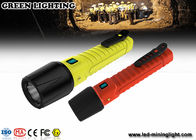 China Rechargeable LED Explosion Proof Torch flashlight IP68 high water proof grade factory
