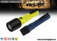 China Impact resistance safety explosion proof torch 10W 270mA Cree LED lighting factory