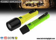 18650 Li ion battery Explosion Proof Led Flashlight Cree bulb rechargeable lighting