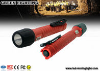 3.7V 6400mah 18650 explosion proof flashlight 20000lux high beam 1300lum