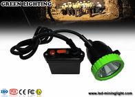 Professional hunting LED Cordless Mining Lights 50000lux 650lum PC material