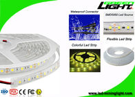 China Professional Safety Outdoor Led Strip Lights With 60Leds/M , Fire Resistant factory