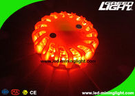 Crushproof Handheld Fred Led Road Flare Emergency Lighting , Car Warning Lights with Hooks