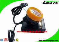 7.8Ah Explosion Proof Miners Helmet Light  Underground With Silicon Button Cap