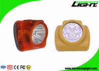 China Hard PC Material LED Mining Cap Lights With 13000 Lux Brightness GLC-6 factory