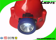 High Security Rechargeable LED Hard Hat Light Wireless With Lithium Ion Battery