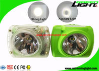 China Safety Cree LED Headlamp Rechargeable Portable With Hard Engineering Plastic factory