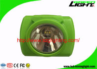 3.7V 6.4Ah 480mA LED Mining Light Easy Push - Button Operation With Green Color