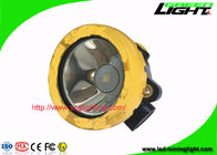 4000lux IP68 water-proof Orange / Black LED Mining Light 1000 Cycles Lifetime For Fire Fighting / Dockyard