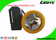 China Anti Explosion Rechargeable LED Headlight 10000 Lux With 7.8Ah Battery Capacity factory