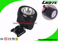 180mA 85 Lum Cordless Coal Miners Lamp , Safety Miners Head Torch Rechargeable